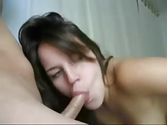 Hot blowjob