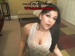 Briana Lee Sexy Web Cam Show by JLS   Flashing