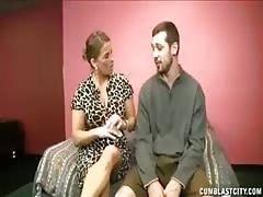Huge-Titted Milf Asks For A Cumshot