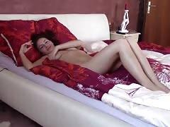CUTE ANA MARIA AWAKING HOT