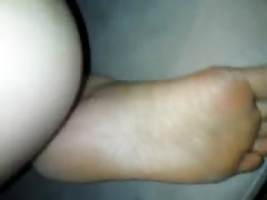 teasing and fucking my wifes pussy