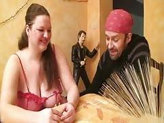 French bbw Melissa loves anal